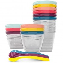Babymoov Babybols Multi Set Aufbewahrungsbehälter für Babynahrung
