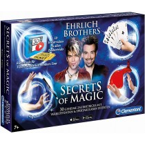 Clementoni Ehrlich Brothers Secrets of Magic Zauberkasten