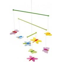 Goki Mobile Schmetterlinge