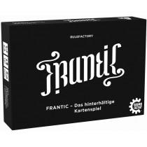 Game Factory Frantic Das hinterhältige Kartenspiel