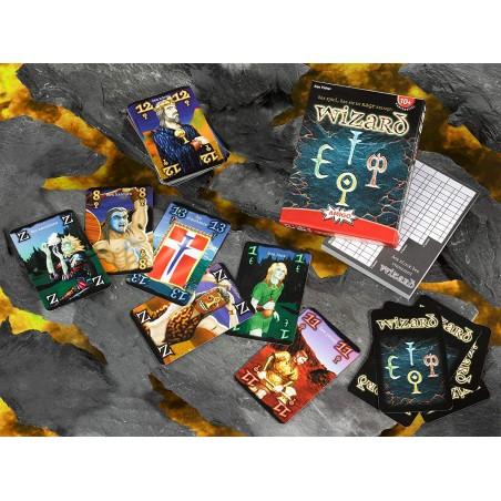 Amigo Wizard Kartenspiel