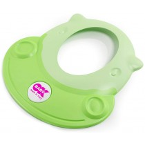 OK Baby Hippo Shampoo Spritzschutz Grün