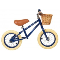 Banwood Laufrad Balance Bike First Go Navy Blau