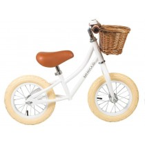 Banwood Laufrad Balance Bike First Go Weiss
