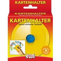 AMIGO Kartenhalter für 30 Karten gelb
