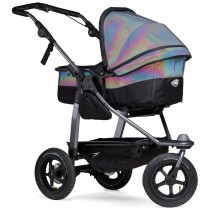TFK Mono mit Luftrad Glow in the Dark Kinderwagen