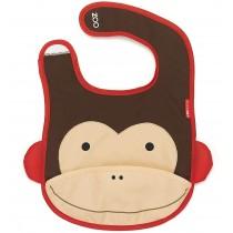 Skip Hop Zoo Lätzchen Affe