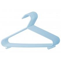 Bieco Kinder Kleiderbügel Blau