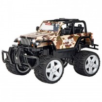 Carrera RC Jeep Wrangler Rubicon Camouflage