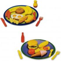 Beeboo Schlemmer-Set mit Teller