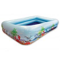 Splash & Fun Beach-Fun Jumbo Pool 254 x 160 x 48 cm