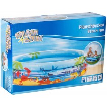 Splash & Fun Planschbecken Beach Fun 175 cm