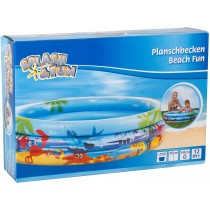 Splash & Fun Planschbecken Beach Fun 140 cm