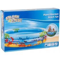 Splash & Fun Planschbecken Beach Fun 140 cm