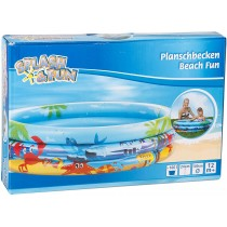 Splash & Fun Planschbecken Beach Fun 100 cm
