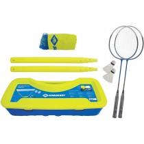 Schildkröt Badminton-Set Compact