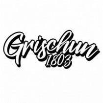 Aufkleber Grischun 1803 V4