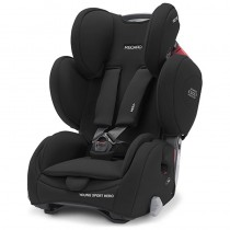 Recaro Young Sport Hero Core Deep Black