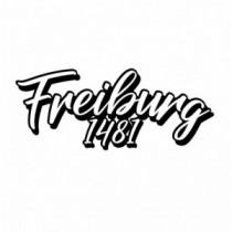 Aufkleber Freiburg 1481 V4