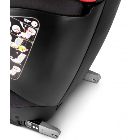 ABC Design Kindersitz Mallow Black