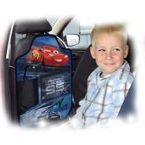 Auto-Rückenlehnentasche Spielzeugtasche Disney Cars Blau