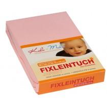 Kuli-Muli Fixleintuch Jersey 45x90 cm Rosa