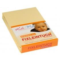 Kuli-Muli Fixleintuch Jersey 45x90 cm Vanille