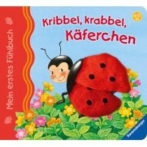 Ravensburger Mein erstes Fühlbuch - Kribbel, krabbel, Käferchen
