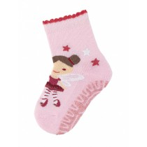 Sterntaler Socken Fliesen Flitzer AIR Fee Rosa