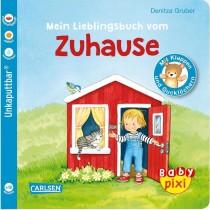 Baby Pixi 84 Mein Lieblingsbuch vom Zuhause