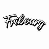Aufkleber Fribourg V3