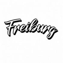 Aufkleber Freiburg V3