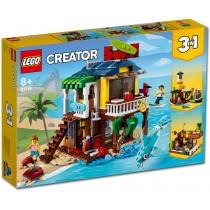 LEGO Creator Surfer-Strandhaus 31118
