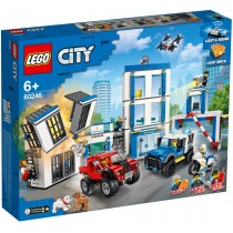 LEGO City Polizeistation 60246