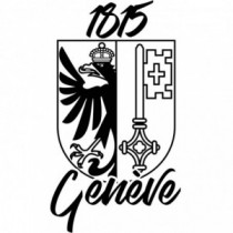 Aufkleber Kanton Genève 1815