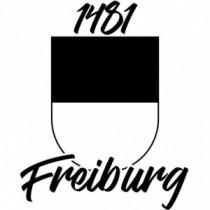 Aufkleber Kanton Freiburg 1481