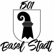Aufkleber Kanton Basel Stadt 1501