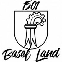 Aufkleber Kanton Basel Land 1501