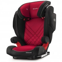 Recaro Monza Nova 2 Seatfix Core Racing Red