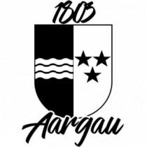 Aufkleber Kanton Aargau 1803