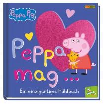 Peppa Wutz Fühlbuch - Peppa mag.. Fühlbuch