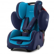 Recaro Young Sport Hero Core Xenon Blue
