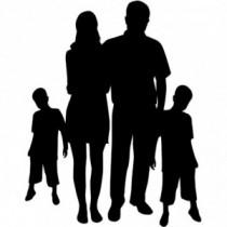 Familien Autoaufkleber BS633