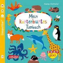 Baby Pixi 58: Mein kunterbuntes Tierbuch