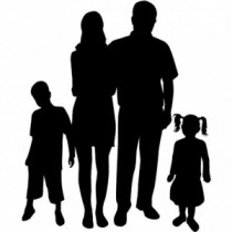 Familien Autoaufkleber BS632