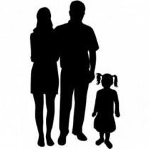 Familien Autoaufkleber BS630