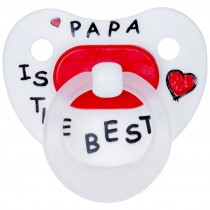 Kuli-Muli Original Dental Nuggi ab 12 Monate Papa ist the Best
