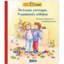 Conni-Bilderbücher: Vertrauen, vertragen, Freundschaft schliessen