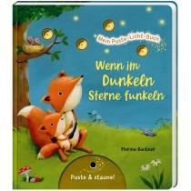 Mein Puste-Licht-Buch Wenn im Dunkeln Sterne funkeln