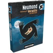 Asmodee Werwölfe von Düsterwald - Neumond Erweiterung